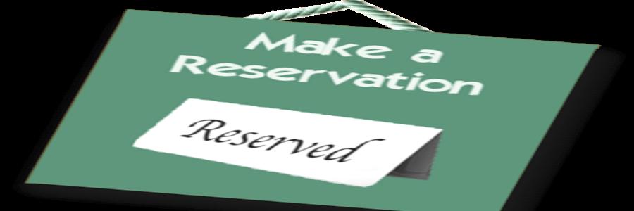 Module Réservation