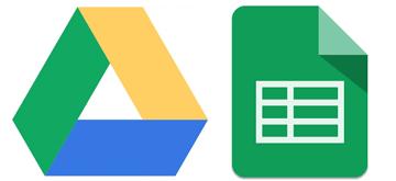 Google drive calc