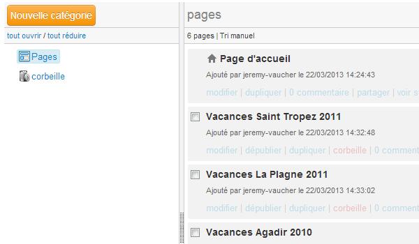 Pages sans catégorie