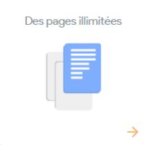 Pages illimitées